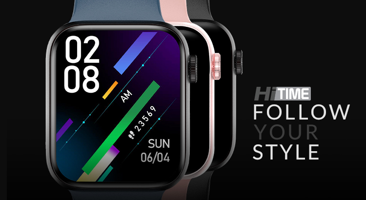 Time to Upgrade: HiFuture HiTime is the Smartwatch That You Need For a Better Life