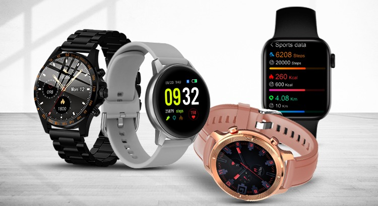 Be Spoiled for Choices: HiFuture Group's Range of Smart Wearables