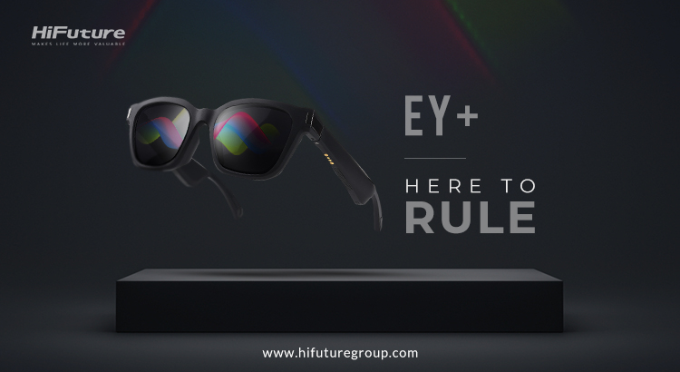 How HiFuture smart audio glasses like EY+ are here to stay!